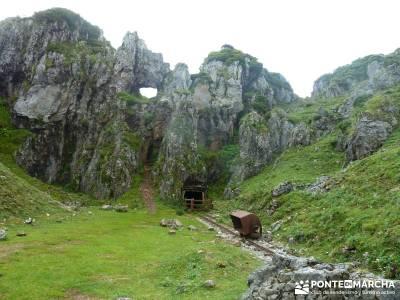 Descenso Sella - Lagos de Covadonga; excursiones organizadas desde madrid; rutas senderismo;atenció